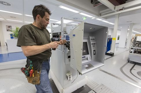ATM Manufacture At Wincor Nixdorf AG As Diebold Inc. Make Takeover Approach