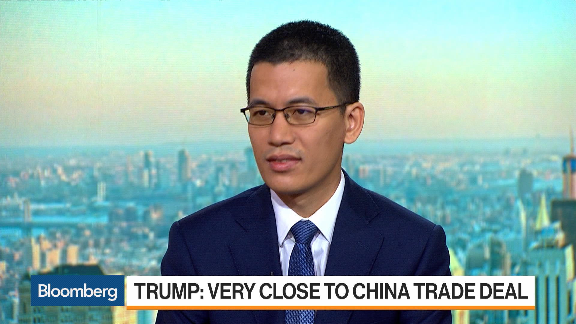 TS Lombard's Zhuang on U.S.-China Trade, Xi's Trip to Italy