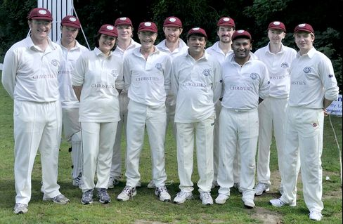 Authors Cricket Club