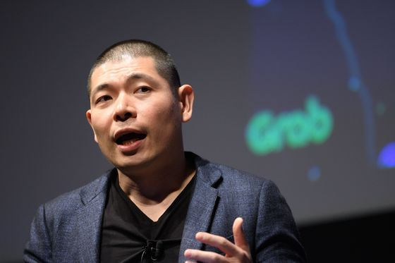 Grab CEO Tan to Get Majority Voting Control in Record SPAC Deal