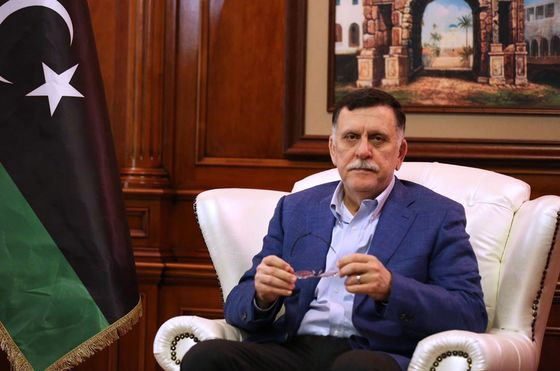 Libya PM Says Foreigners Are Arming Strongman's Tripoli Push