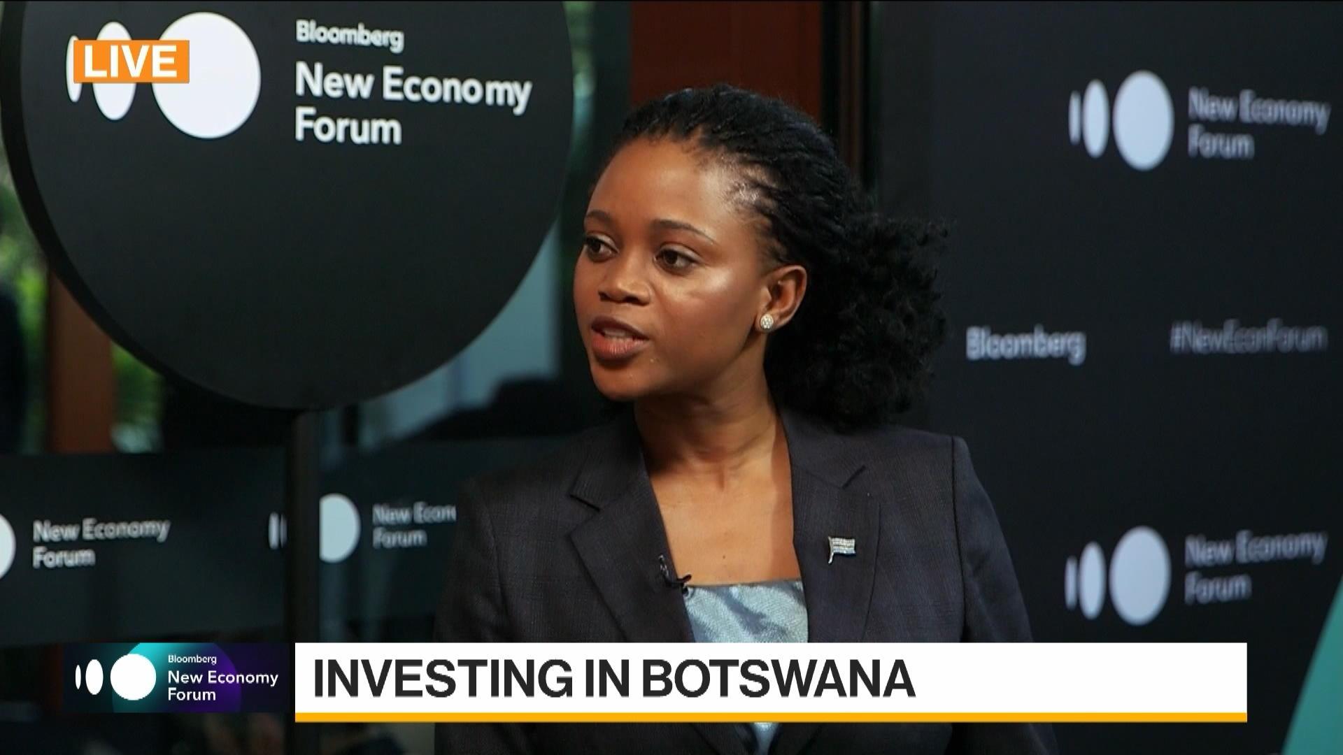 Botswana Seeks Win-Win Relationship With China, Minister Kenewendo Says