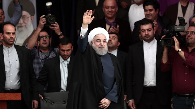 IRAN: Rouhani says regional stability impossible without Tehran