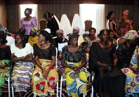 Mothers of the Abducted Schoolgirls