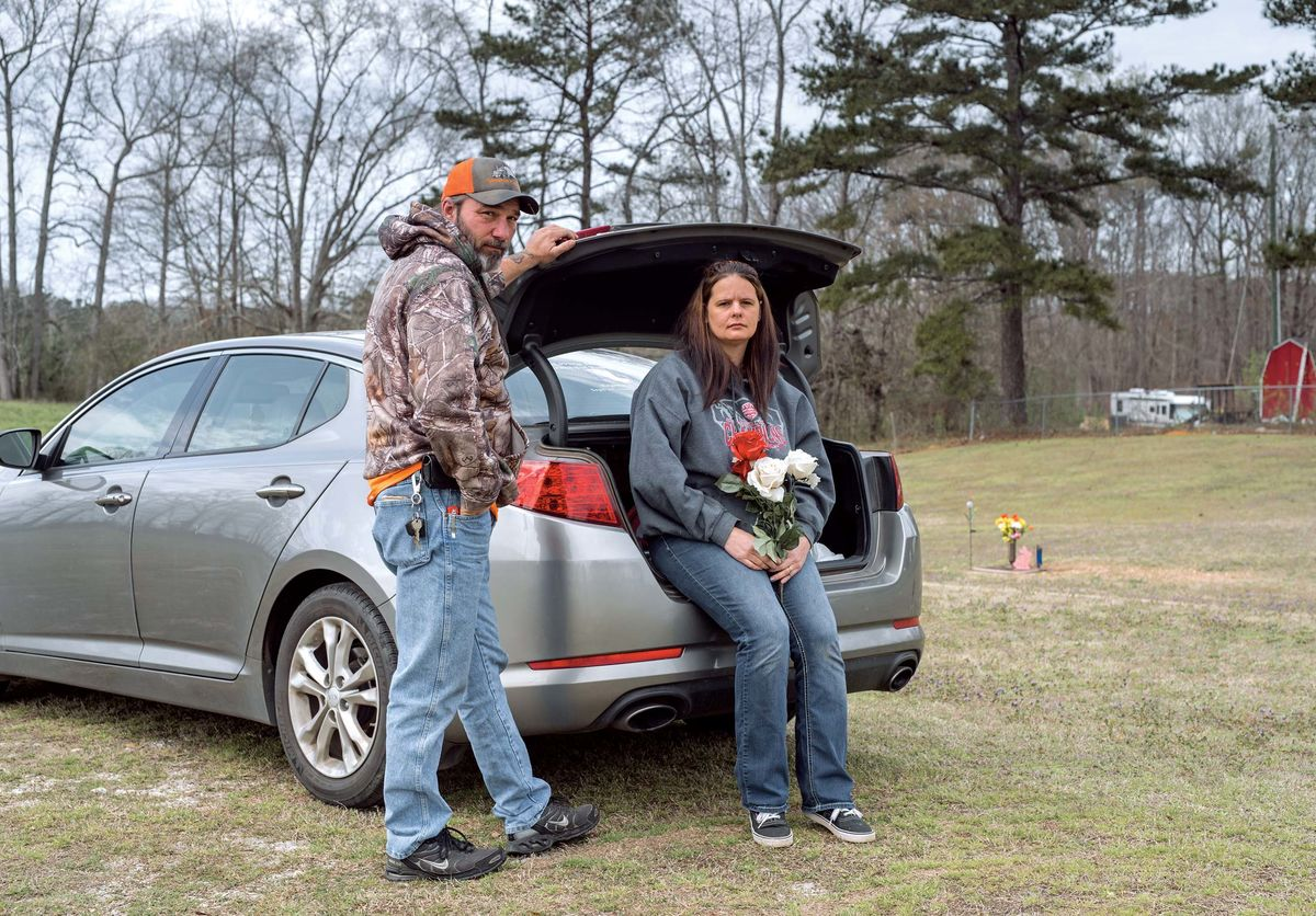 Inside Alabama S Auto Jobs Boom Cheap Wages Little Training