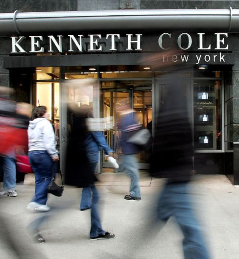 Shorting Kenneth Cole Productions