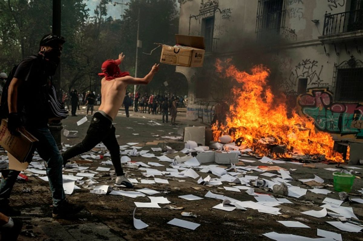 Chile's Protests Aren't Like Other Latin American Protests