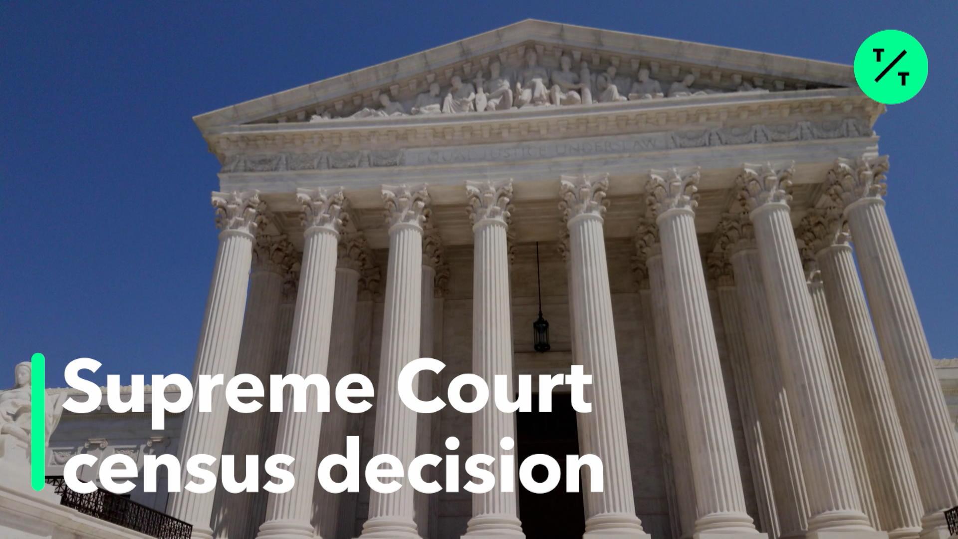 Supreme Court Census Decision