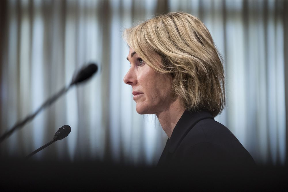 Trump UN Pick Is Asked Why She Spent 300 Days Away From Canada Post