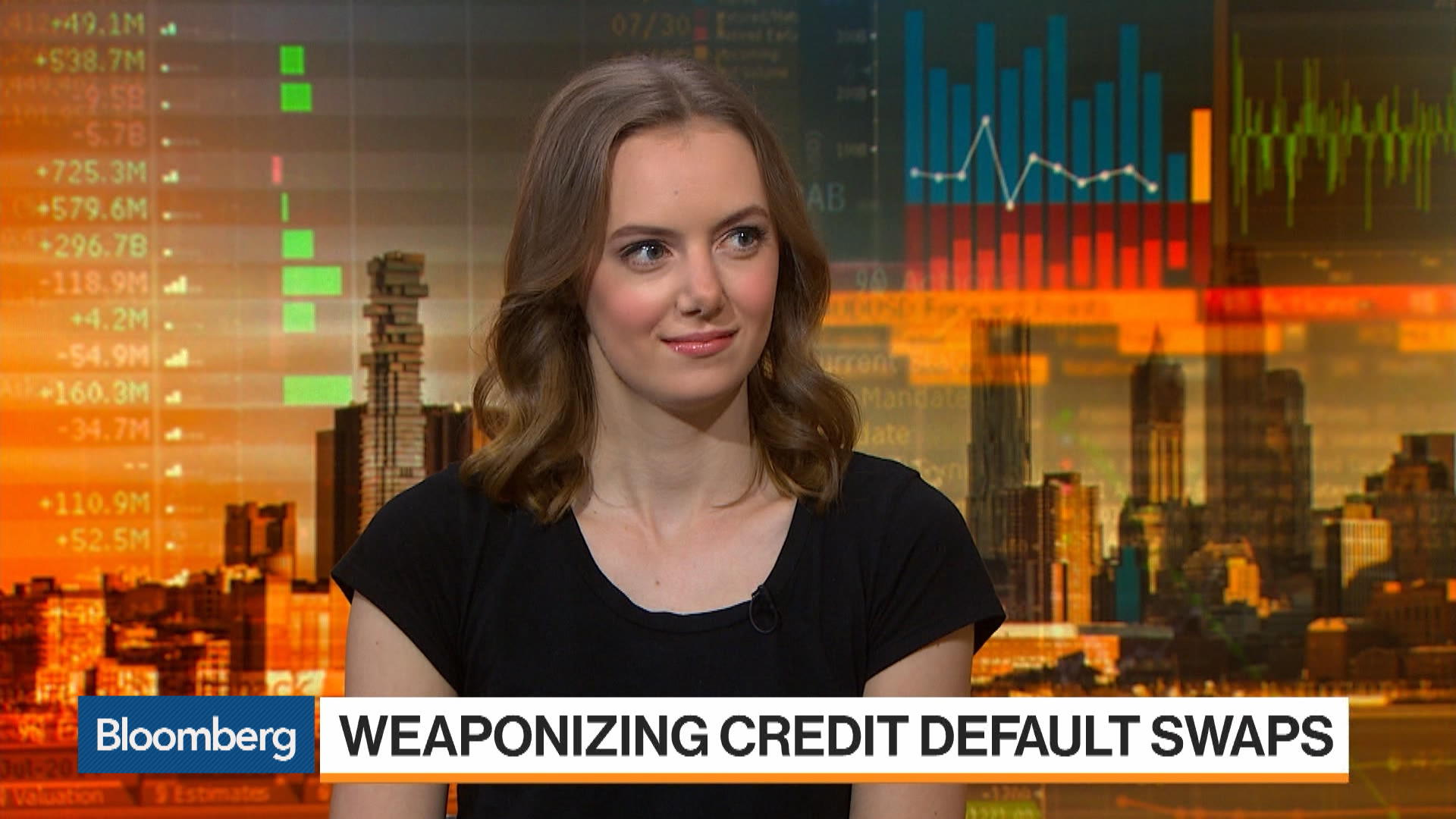 Hedge Funds Investing in Credit-Default Swaps Pressure Companies to Default