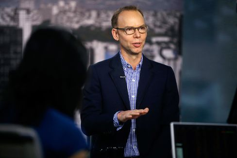 Steve Ells, founder and co-chief executive officer of Chipotle Mexican Grill Inc.
