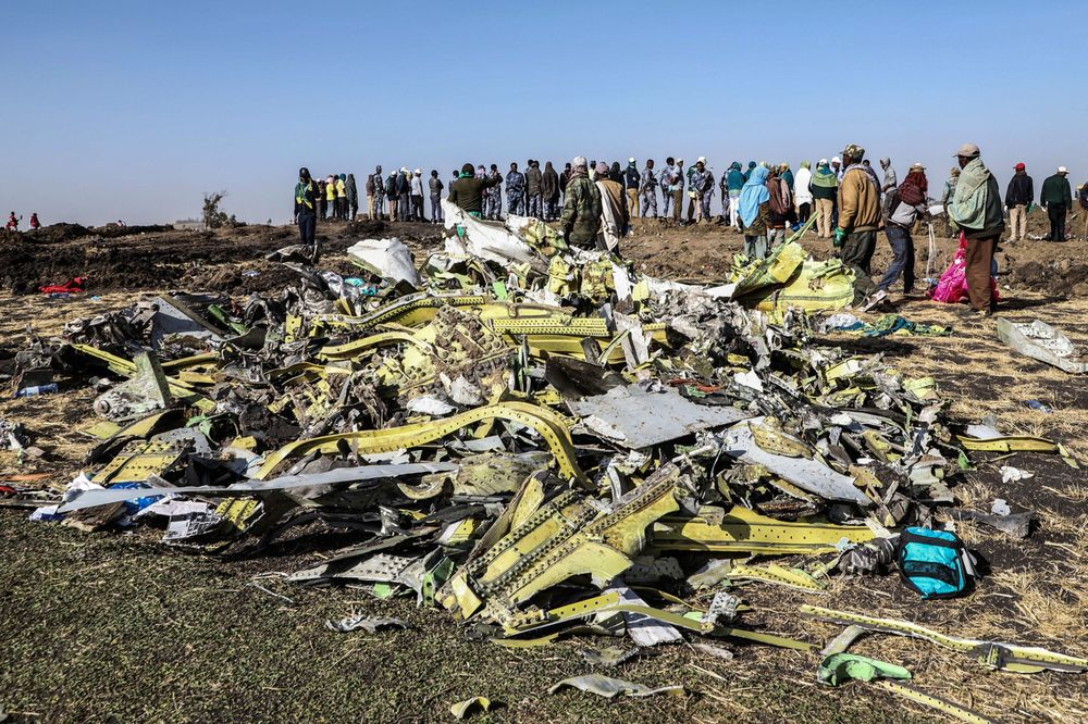 Who Are Ethiopian Airlines Boeing 737 Crash Victims? - Bloomberg