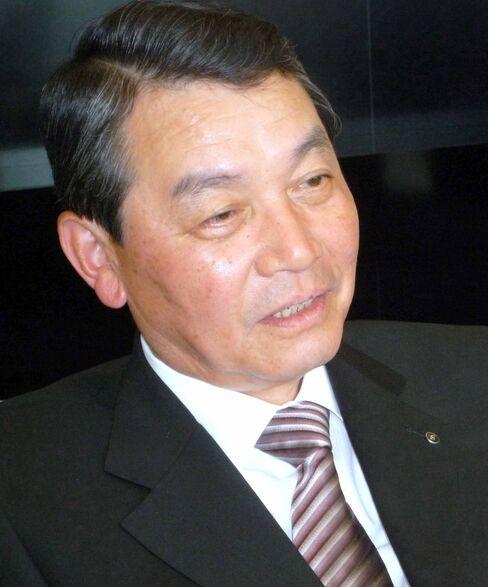 Masaaki Tani. president of Fukuoka Financial Group