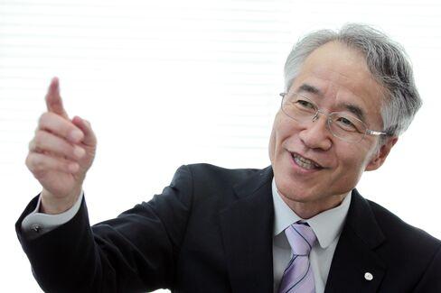 Japan International Consultants Masanori Tanaka