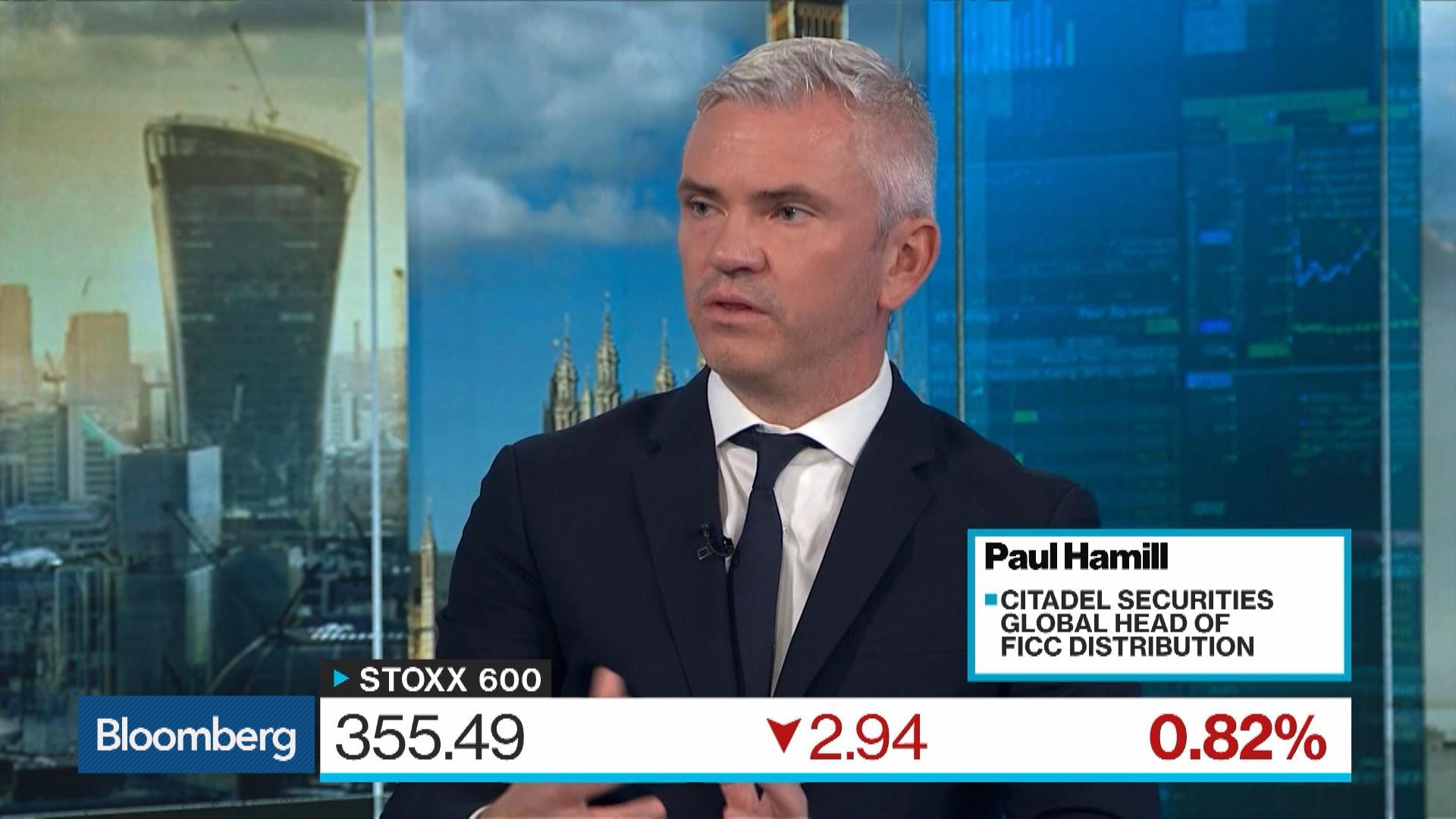 Citadel Securities Sees Fed, Neutral Rate Driving Investors' Concerns