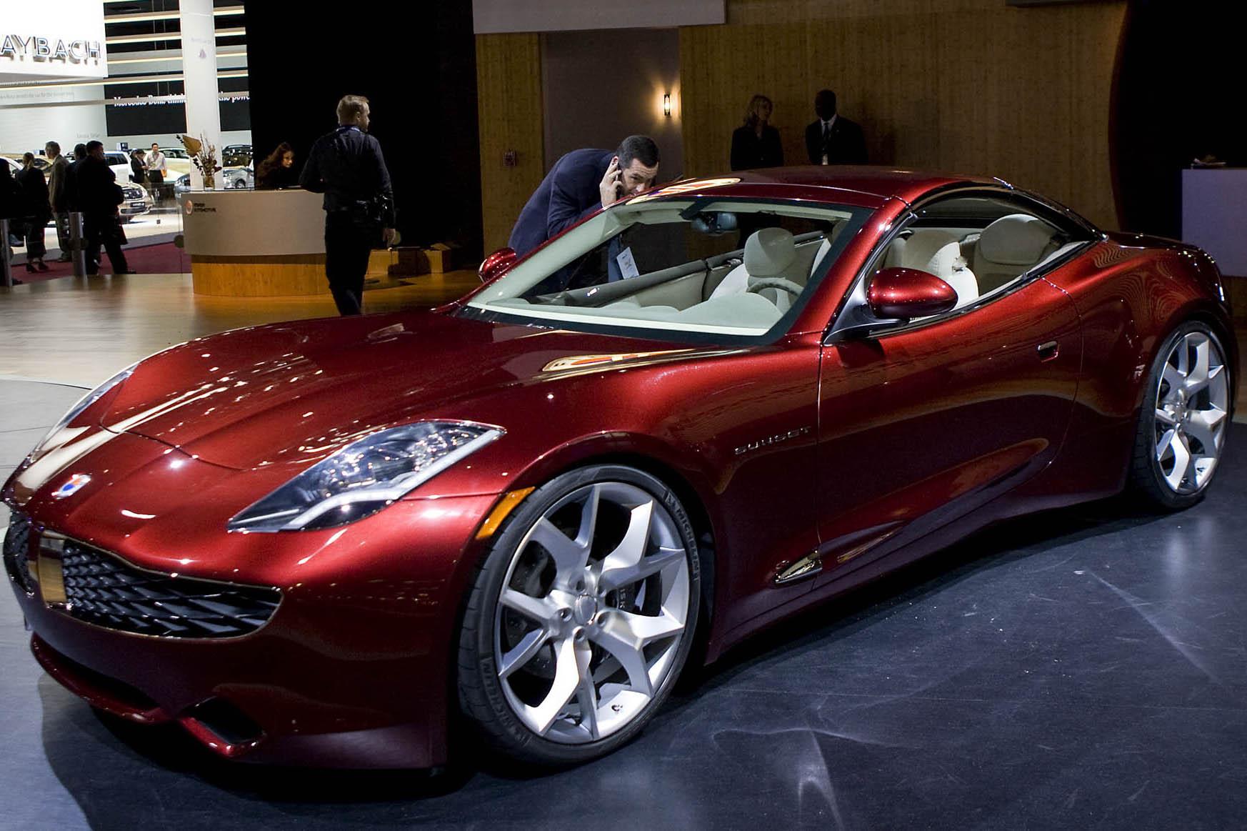 Henrik Fisker Is Starting A Namesake Car Company Again