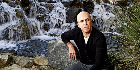 Katzenberg: A Front-Row Seat at the Movies