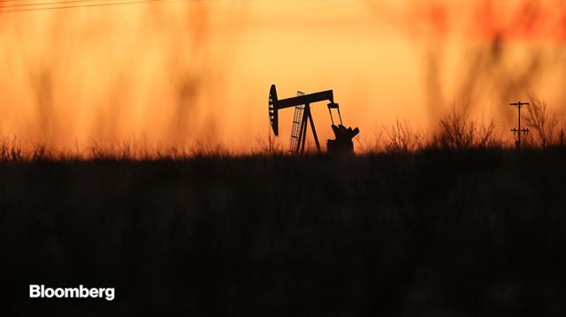 Negative Oil Prices Point to a Deepening Global Crisis - Bloomberg