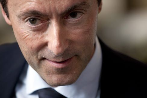 Airbus SAS Chief Executive Officer Fabrice Bregier