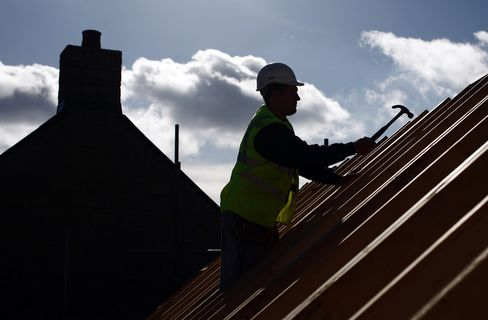 Construction staff were the most sought-after employees in the U.K. in July ahead of engineers and health-care workers