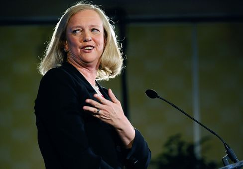 HP to Name Whitman CEO After Markets Today, AllThingsD Says