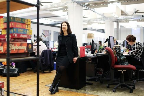 Sara Horowitz Wants the Feds to Stop Shortchanging Freelancers