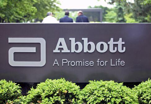 Abbott Said to Plan $14.7 Billion Bonds for AbbVie Spinoff