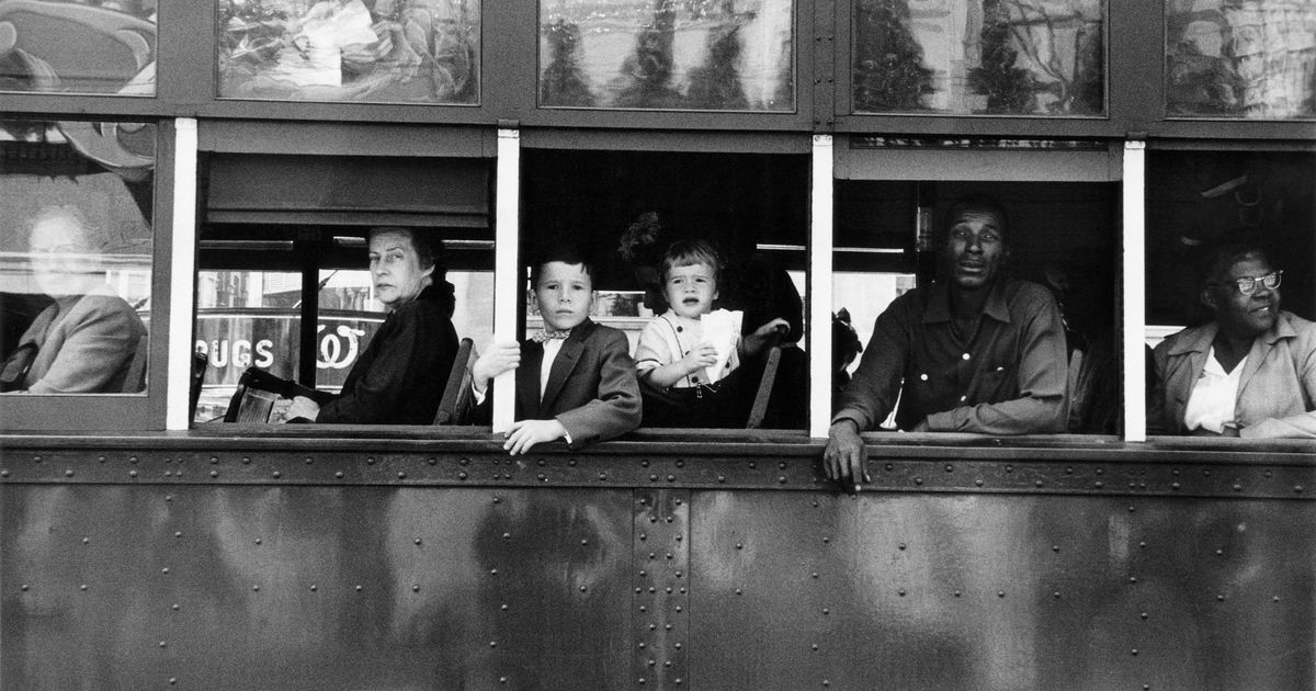 Robert Frank's Legacy in Pictures