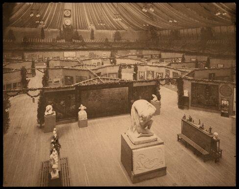'Armory Show'