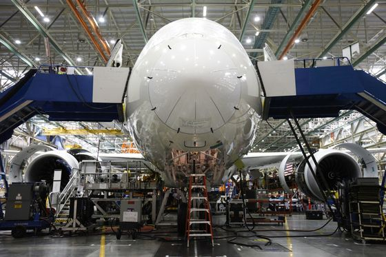 Boeing Finds Faulty Titanium Parts in Latest Setback for 787