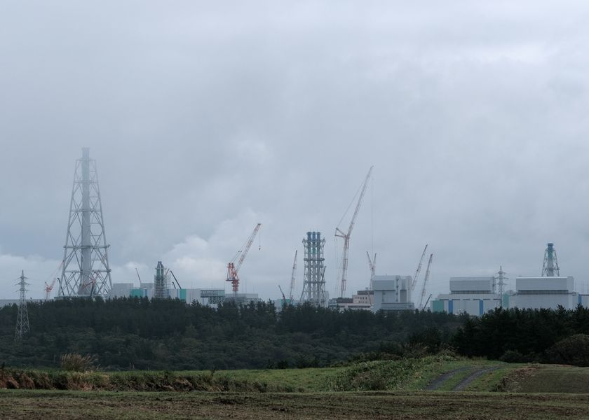 Solar and Wind Farms in Rokkasho Village