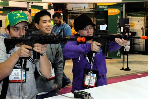 How Obama and the Gun Industry Could Strike a Deal