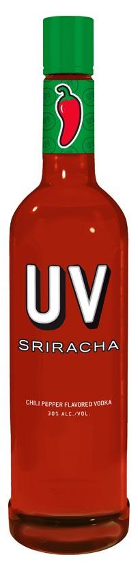 UV Sriracha Vodka