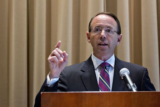 Rosenstein Defends Russia Probe as Graham Takes Up 'Obamagate'