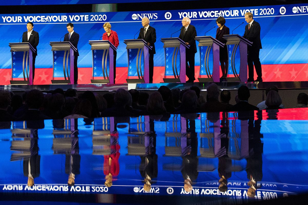 Long Nomination Process Doesn't Necessarily Signal Party Weakness