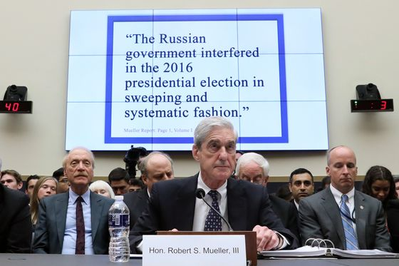 Democrats Get More of Mueller Report for Impeachment Inquiry