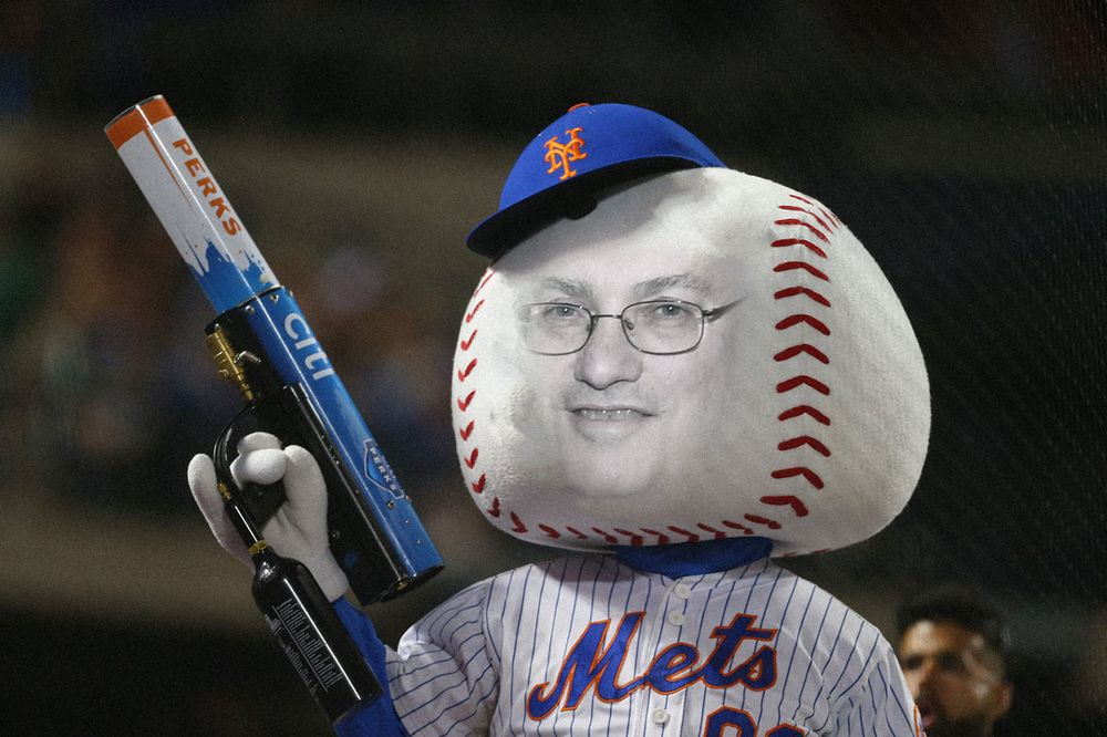 Hedge fund manager Steven Cohen is in talks to acquire a majority share of the Mets.