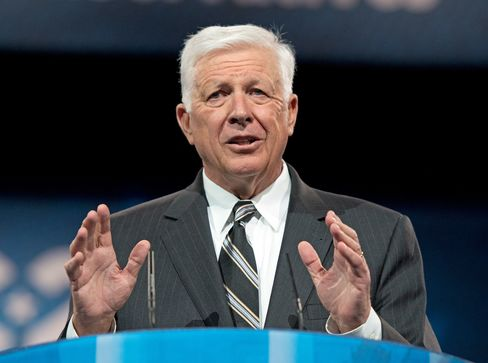 Foster Friess in 2013.