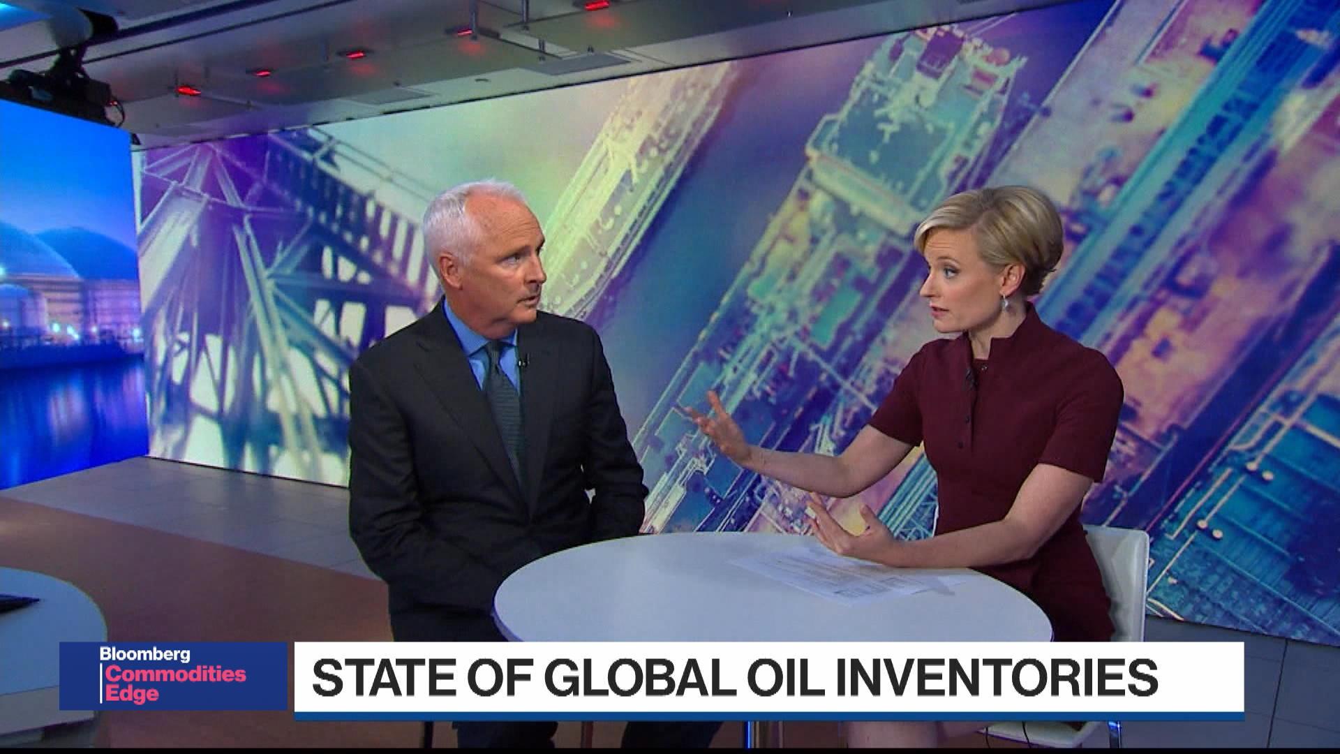 OPEC's challenge: higher global oil inventories
