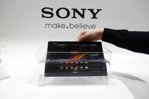 Sony Shareholder Daiwa Opposes Loeb on Concern Profits Will Drop