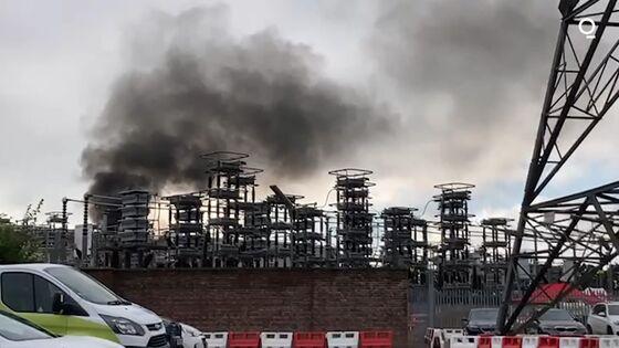 Fire at Key U.K. Power Unit Knocks Out France Link Until October
