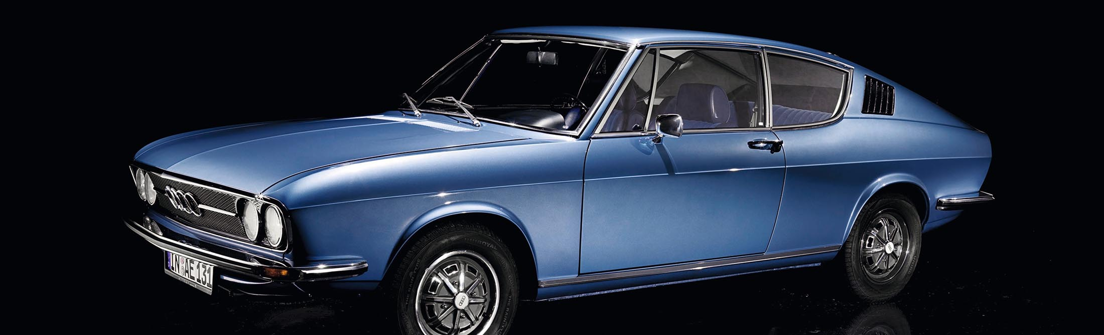 Why You Should Collect a Vintage Audi 100 - Bloomberg