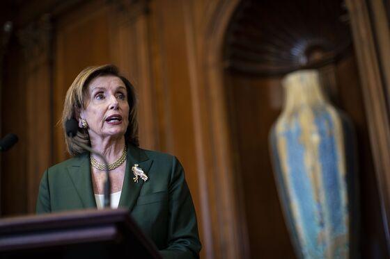 Pelosi, Moderate Democrats Stuck Over Infrastructure Bill Timing