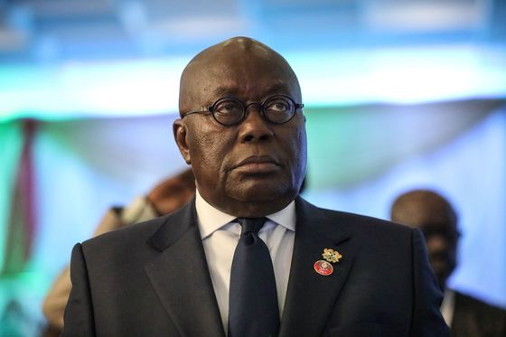 Ghana's President Vows to Restore Growth After Election Win