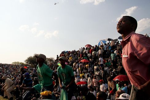 Investment Boom Teeters on Africa???s Spheres of Unrest