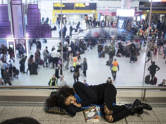 London Gatwick Turns to Army as Drones Ruin Holiday Getaway