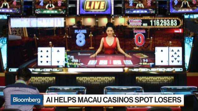 China's Big Brother Casinos Can Spot Who's Most Likely to Lose Big