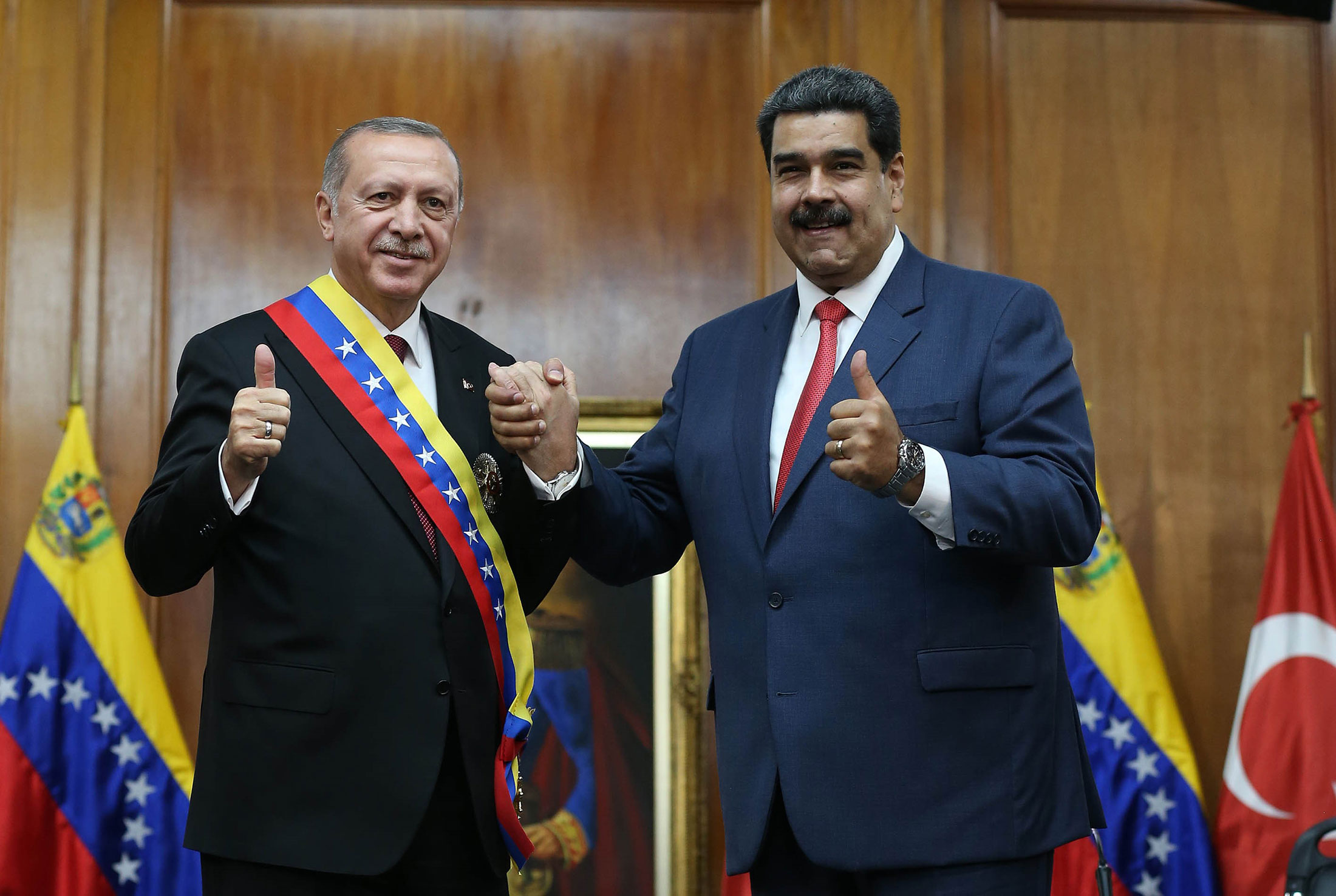 Venezuela's Trade Scheme With Turkey Is Enriching a Mysterious Maduro Crony