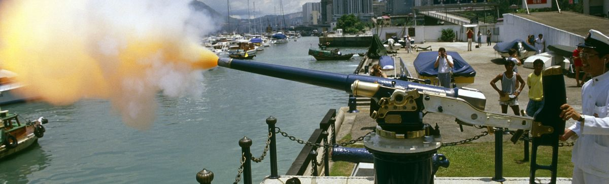 Selling a Piece of Hong Kong History