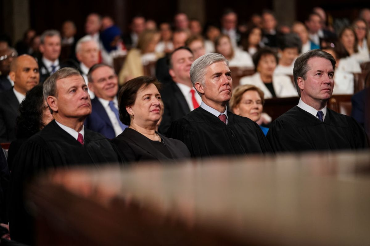 Conservative Justices Aren't About to Abolish the Government